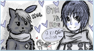 iScribble Collab: Russia by AceWu