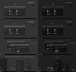 Photoshop Dark CC Theme Win10 Anniversary Update1 by Cleodesktop