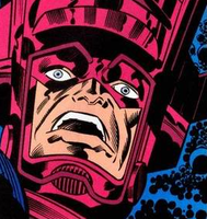 Galactus' Face When by GojiBob