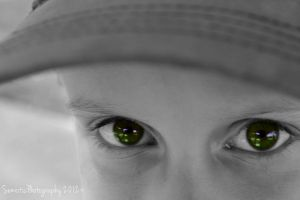 Eye of the Tiger by SemioticPhotography