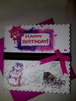 Gears Of War Birthday Card by PossumPip-Creations