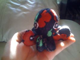 Octopus Plushie by lovechairmanmeow