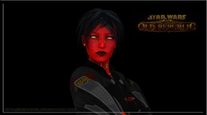 :: Sith Bish :: by Kristafee