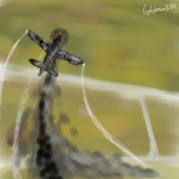 BF-109 speed paint by fighterace2688