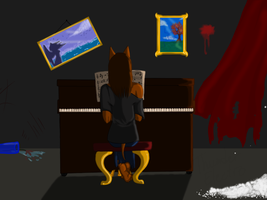 The Pianist by ThunderElectro