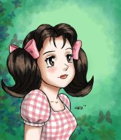 Mary Ann Anime by chill13