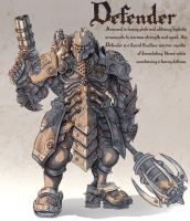 Defender by GoldenDaniel