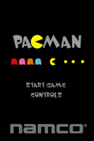 PacMan Boot screen by Acumenous-Ignorance