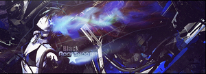Black Rock Shooter by CLFF
