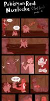 Red Nuzlocke Part Four by Kitsune-chan16