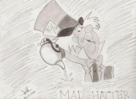 Mad Hatter by ProjectDisney