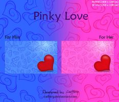Pinky Love by Caffery