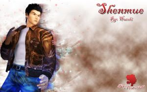 Shenmue Wallpaper by demoncloud