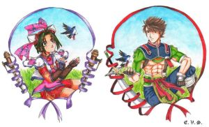 Talim and  Yunsung by evs-eme