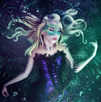 Emerald Reverie by SilenceNocturne