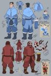 TF2-Avatar-Cosplay notes by MadJesters1