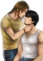Commission- Edoardo and Fabien by Lilith-the-5th