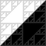 Sierpinski Shadow by DoubleNegation