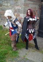 Assassins Creed Cosplay (8) by masimage