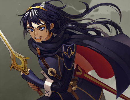 Lucina by Carcoiatto