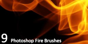 9 Fire brushes by Resource42