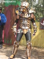 The Steam freak 2.0 light up full Steampunk armor by TwoHornsUnited