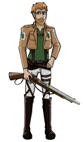 AH/AOT- Military Police Jack Patillo by notanotherzombie