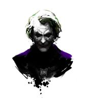 My Joker by Koni-art
