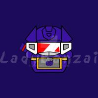 Soundwave by LadyBanzai