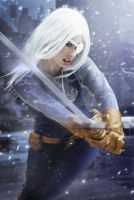 Ravager - Rose Wilson - DC Comics by WhiteLemon