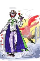 The Joker by 7amada