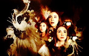 Wallpaper_Amy Pond by numb22z