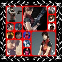 Claire Redfield Wallpaper by RedifieldDragon