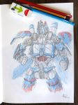 Optimus Prime by LucasConegundes