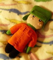 SOUTH PARK Chibi Kyle Plushie by Plushbox