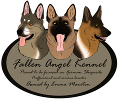 FA's kennel sign by mimmiley