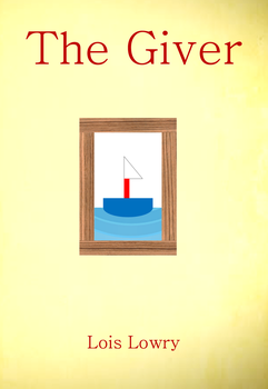 The Giver fake book cover by clockmakersassistant