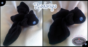 Little Litters - Rodrigo - Plush by Sparkle-And-Sunshine
