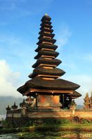 Ulun Danu Temple by camsmac