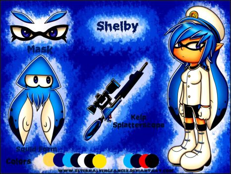 ::Shelby Reference Sheet:: by xEternalVengeancex
