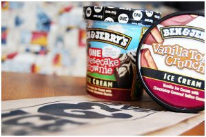 Ben and Jerry's by SpecialSubstance
