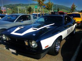Mustang Mach 1 by sevenxlives