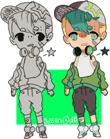 Quick Adopt Auction [closed] by obssiin