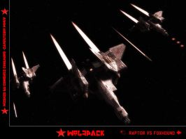 Wolfpack by Canduterio