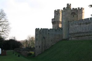 Stock... Castle 5 by RhysBriers