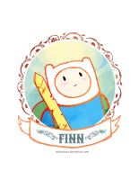 Finn by rocketorca