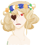 Flower Crown For Emera by RosyAutumn
