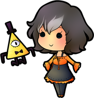 [Request] Chubbi Academia and Bill by chemicaRouge