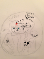 coffee HELL by TyloTylo