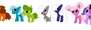 LPS Ponified by Cartoonfangirl4